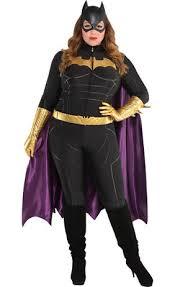Batgirl Halloween Costumes Batgirl Costume Size Batman Party