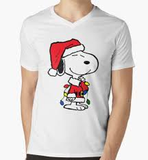 snoopy christmas t shirt 16 awesome peanuts t shirts teemato