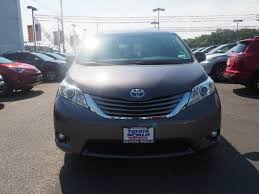 2015 Toyota Sienna Interior Pre Owned Toyota Sienna In Lakewood Township Nj Fs102078