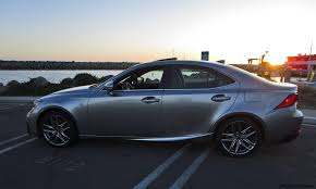lexus is350 wheels 2017 lexus is350 f sport road test review by ben lewis