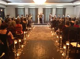 wedding aisle diy decorations real wg weddings weddinggirl ca