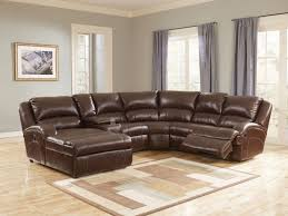 Thomasville Sectional Sofas by Leather Chaise Sectional Sofa 2 Piece Apartment Reclining Sofa