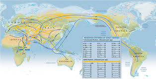Map Of Western Hemisphere Transpacific Migrations Transpacificproject Com