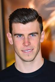 gareth bale new haircut gareth bale of real madrid shakes hands and exchanges chirts with