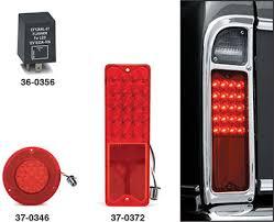 led brake lights for trucks led tail light lenses 1967 72 chevrolet and gmc pickup truck 1969