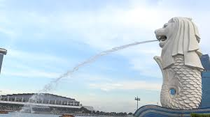 singapore lion 4k merlion is a mythical creature with the of a lion and the