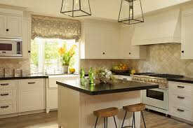 Cream Shaker Kitchen Cabinets Kitchen Gallery North Country Tile