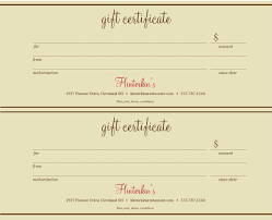 certificate free templates free template gift certificate leaf template for writing
