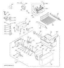 ge refrigerator t series parts model gsh25jstass sears partsdirect