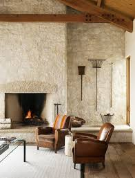 stone fireplaces pictures eye candy 10 stunning natural stone fireplaces curbly
