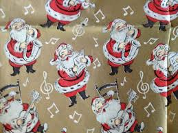 discount christmas wrapping paper 68 best vintage wrapping paper images on vintage cards