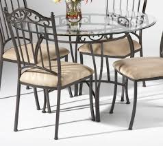 Small Glass Dining Table And 4 Chairs Home Design 85 Cool Small Round Glass Dining Tables