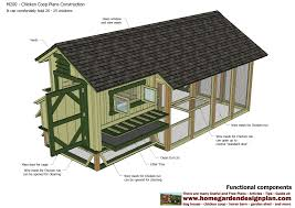 Small Backyard Chicken Coop Plans Free by Home Garden Plans M200 Chicken Coop Plans Construction