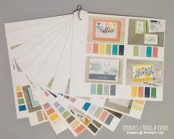 stampin u0027 up color combinations u2013 maria u0027s cards and more