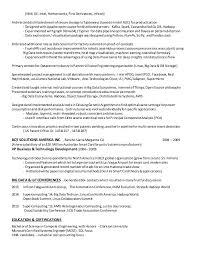 john spongr resume data engineer
