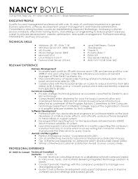 Resume Format For Jobs In Australia by Professional Business Management Templates To Showcase Your Talent