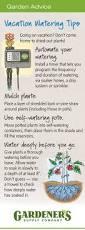 watering plants while away vacation watering gardener u0027s supply