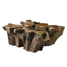Trunk Like Coffee Table by Root Coffee Table The Green Head