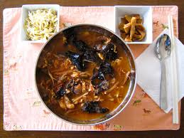 an introduction to the spicy funky world of korean soups and