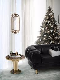 Midcentury Modern Lamps - elevate your christmas decor with these mid century modern lamps