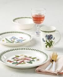 portmeirion botanic garden 22 set service for 4 dinnerware