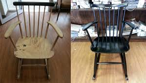Windsor Chair Slipcovers Slipcover Plus Refinished Rocking Chair