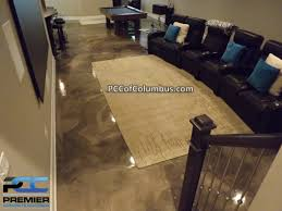 Laminate Flooring Columbus Ohio Metallic Epoxy Flooring Pcc Columbus Ohio
