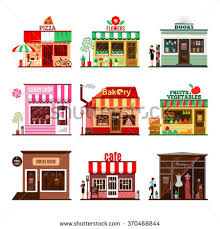 Flowers Bread Store - shop facade stock images royalty free images u0026 vectors shutterstock