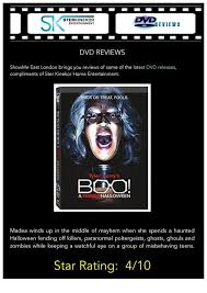 Halloween Dvd Boo A Madea Halloween Dvd Review East London