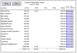 accounts receivable report template accounts receivable reports mado sahkotupakka co