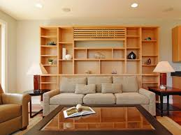 the custom bookcase not only solved the problem of the built in ac