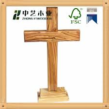 2015 design fsc sa8000 approved pink religious wood stand