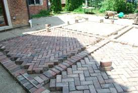Paver Patio Design Ideas Brick Paving Patterns Herringbone Brick Paver Patio Designs Ideas