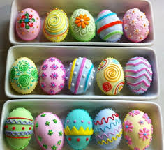 Easter Egg Decorations Ideas by Decorating Easter Eggs Ideaseaster Egg Decorating Ideas Photo