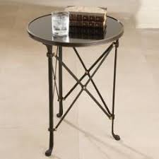 Iron Accent Table Directoire Iron Accent Table L4l