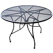 36 Patio Table All About Furniture Omt36 36 Outdoor Restaurant Patio Table