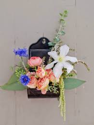 Creative Vases Ideas Vintage Whites Blog Creative Ways To Display Flowers Using