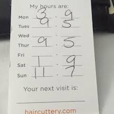 hair cuttery 13 photos u0026 13 reviews hair salons 1412