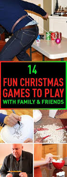 14 to play with family friends