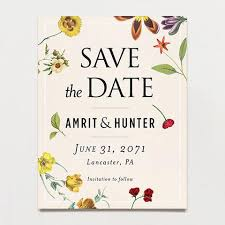 Save The Dates Postcards Save The Date Postcards Printable Press