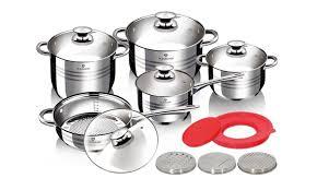 batteries de cuisine batterie de cuisine blaumann groupon