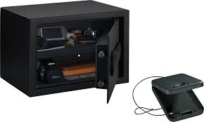 Biometric Gun Safe Wall Mount Handgun Safes U0026 Pistol Safes U0027s Sporting Goods