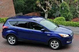 Ford Escape Fuel Economy - ford announces fuel economy ratings for new 2013 escape returns
