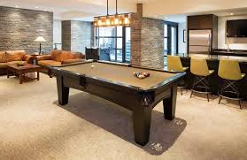 Pool Room Decor Decoration A Few Ideas For Home Billiard Rooms Inspiring Home