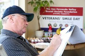 usc dental alumni thank veterans for their service with free
