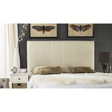 Upholstered Headboard King Fenton Panel King Size Upholstered Headboard Inspire Q Modern