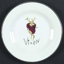 pottery barn china reindeer at replacements ltd page 1