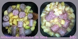 cuisiner des andouillettes recette d andouillettes pomme de terre au cookeo