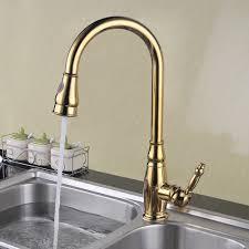 kohler single kitchen faucet kitchen faucet gold finish unique sinks and faucets kohler single