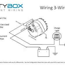 wiring diagram wiring diagram for leece neville alternator of an